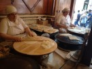 Turkey-making-bread
